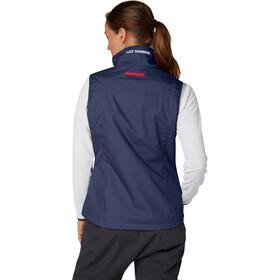 Helly Hansen Crew Vest Women, navy
